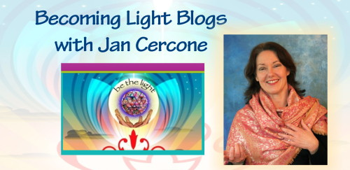 Becoming Light blog block