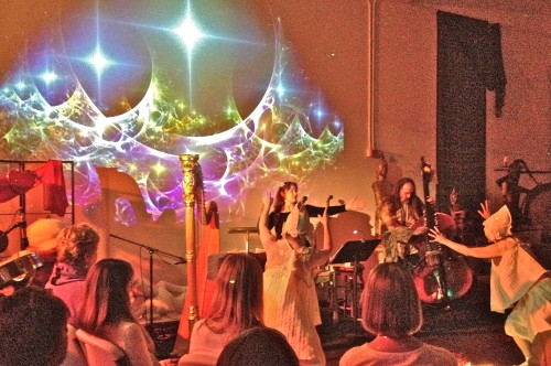 Becoming Light…The New Sound of Healing, Concerts and Hands on healing