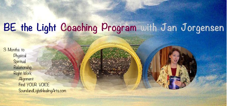 Be the Light Coaching